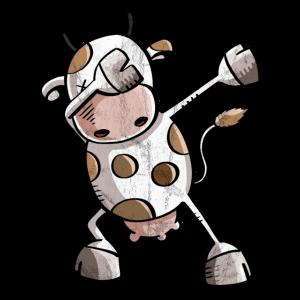 Funny Dab Dance Cow - Dabbing - Kuh - Tanzen