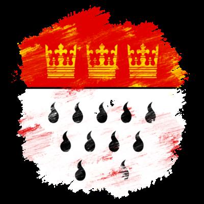Köln - Wappen der Stadt Köln ohne Titel - Wappen,Nordrhein-Westfalen,NRW,Köln