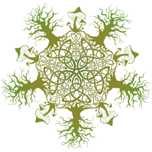 WoodWideWeb grün