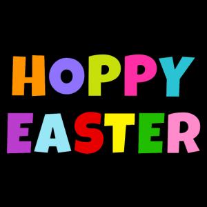 Hoppy Easter bunt