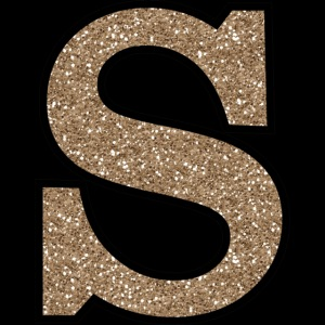 Girls S For Sonnit Golden Sparkle