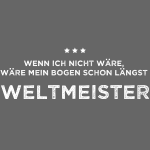 Weltmeister - Bogensport
