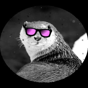 Otter Sonnenbrille Fischotter