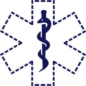 Star of Life dashed