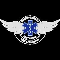 Star of Life Wings EMT