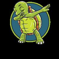 Dabbing dab Schildkröte Dab Geschenk Geburtstag