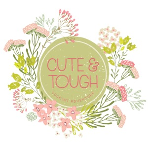 Cute and tough - green