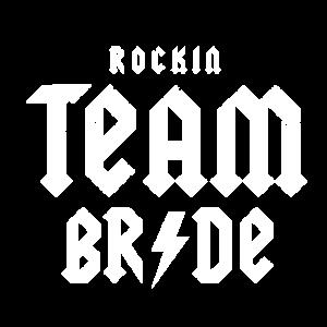 Rockin Team Bride