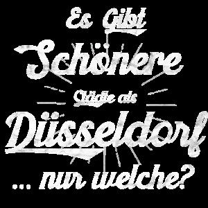 Düsseldorf Shirt Geschenk für Düsseldorfer