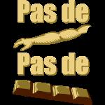 Bras et chocolat