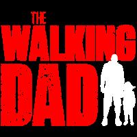 The Walking Dad - Vater geht spazieren - Geschenk