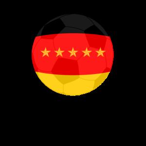 Deutschland Weltmeister Ball