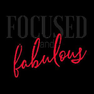 Fokussiert und fabelhaft