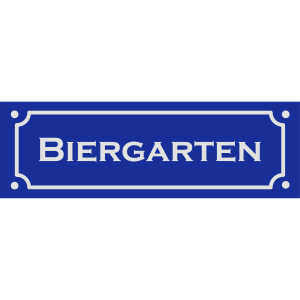 Biergarten 1