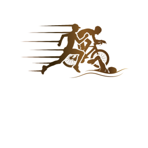 Triathlon T-Shirt Geschenk Triathleten Symbol