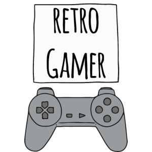 Gamer Retro PS