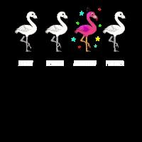 Chemikerin Geschenk Flamingo Chemie Laborantin