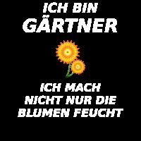 Gärtner - Geschenk - Gärtnerei - Gartenbau