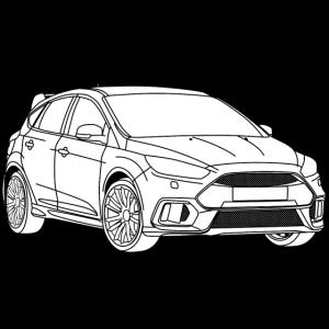 Sporty Hatchback