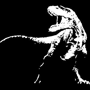 Dinosaurier - Tyrannosaurus - T-Rex