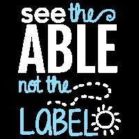 Autismus-Bewusstseins-T-Shirt