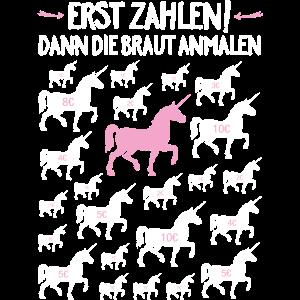 JGA Ausmal-Shirt