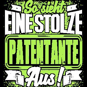 Patentante - stolz