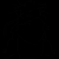 Dumbo-Ratte Herz