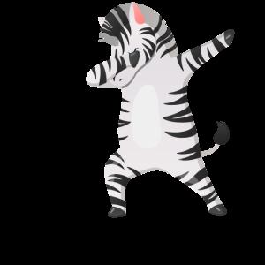 Zebra Dabbing - Dab Dance