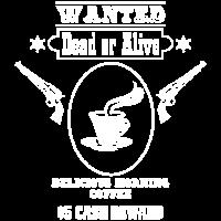 Wanted Kaffee espresso