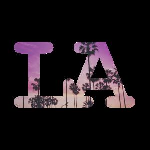 Los Angeles Palmen