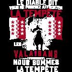 Tempête Valaisans