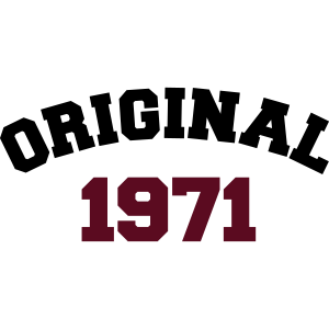 Original 1971