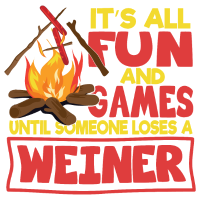 It's all Fun and Games until someone loses Weiner