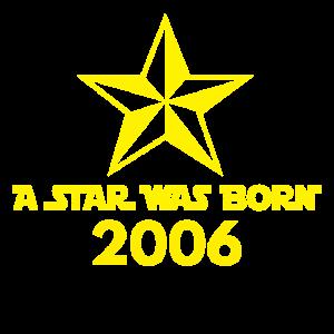 Star Was Born 2006, Jahrgang, Geburtstags Geschenk