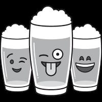 Bier Emojis