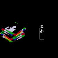 Diskette gegen USB