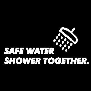 Safe Water Shower Together