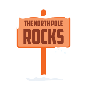 THE NORTH POLE ROCKS