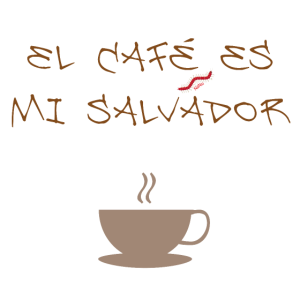 Kaffee ist mein Retter