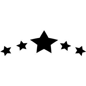stars curved