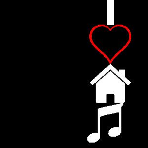 Ich liebe House Musik