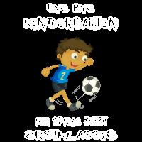 Einschulung Fußballer