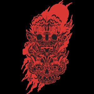 japanische Drachen