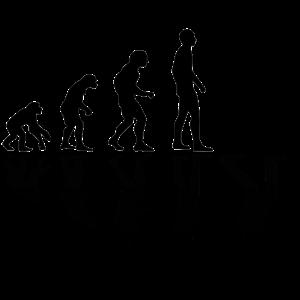 Evolution Fotograf Kamera - fotografieren Geschenk