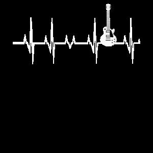 Heartbeat Electric Guitar