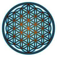 Blume des Lebens - Schutz Symbol - Energetisierung