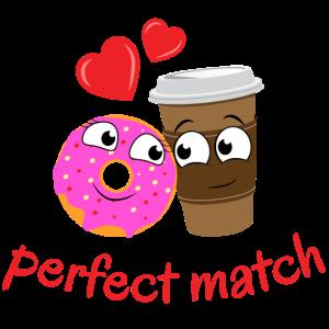 perfektes Paar, verliebt , perfect match