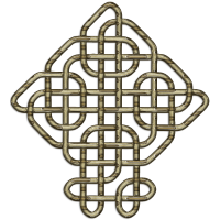 CELTIC KNOT 1 - technic look