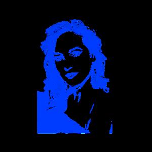 Frauenkopf - Eine reife und sympathische Lady